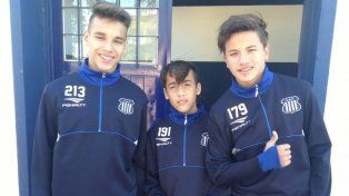 Tres jugadores Mondongueros a prueba en Talleres