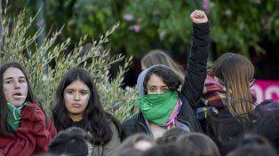 Poder feminista en el corazón del centro paranaense.