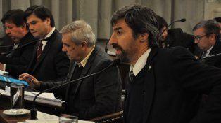 Dichos del senador Giano (PJ) luego fueron retrucados por su par Ferrarri (Cambiemos)