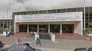Trágico. María Sofía Sliwa, de 78 años, murió asfixiada. Los investigadores esperan la autopsia.