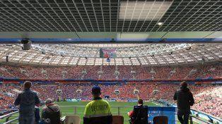 Todo lo que dejó la ceremonia inaugural del Mundial Rusia 2018