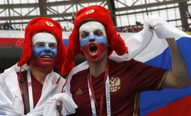 Comenzó el Mundial,Rusia y Arabia Saudita juegan en Moscu