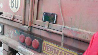 Paro de camioneros. Los trabajadores no se pierden el inicio del mundial