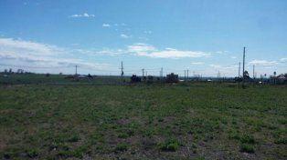 Oportunidad. Un terreno en Colonia Ensayo puede llegar a llegar a valer la mitad respecto de uno similar en un barrio de Paraná.