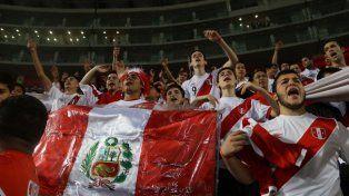 Peruano aumentó 25 kilos para comprar entradas de discapacitados en el Mundial
