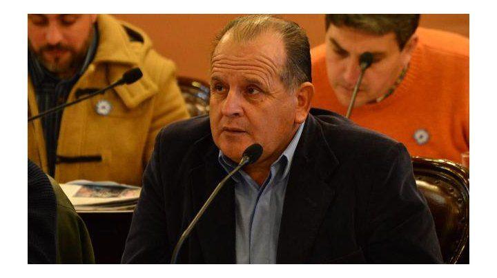 Munición gruesa. El legislador de San Benito está convencido que Bonadio responde al macrismo.