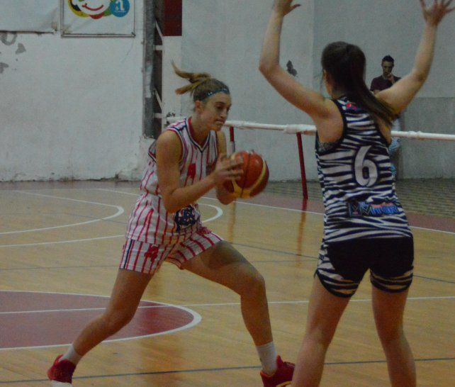 La jugadora entrerriana del Rojo está con la Selección Argentina U17.