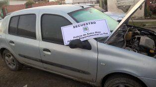Movimiento logístico. Se dispuso el secuestro de dos autos en Bovril.