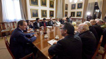 propuesta. El gobierno se propone aunar esfuerzos para sostener a las industrias entrerrianas