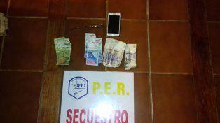 Detenidos en tres robos diferentes tenían el dinero, la comida y los vinos entre sus pertenencias