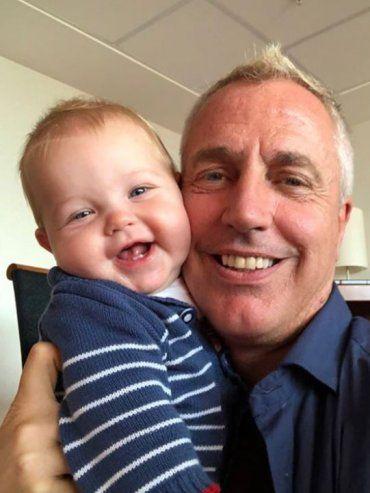 La felicidad de Marley en su primer Día del Padre: A disfrutar de lo más lindo, que son los hijos