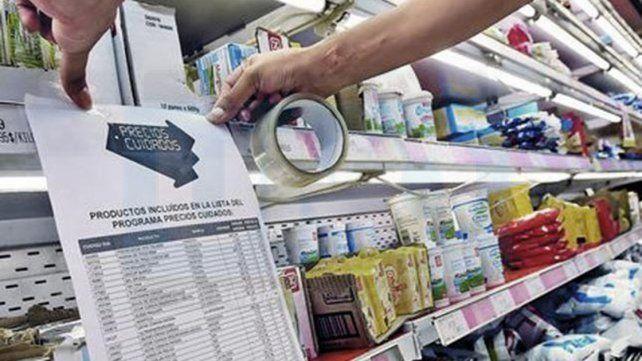 Comenzaron las inspecciones de Precios Cuidados en hipermercados de Paraná