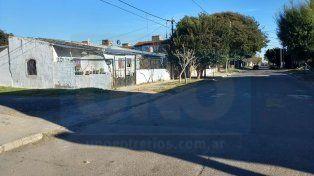 El ataque se produjo en barrio Giachino de Paraná