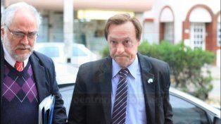 La reacción. El abogado Cullen dijo que Varisco está con mucha fuerza.