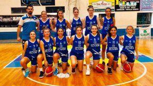 Dominio uruguayense en el Entrerriano de Clubes de Básquet