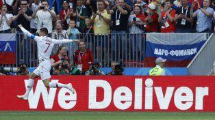 Cristiano Ronaldo le dio la primera victoria a Portugal