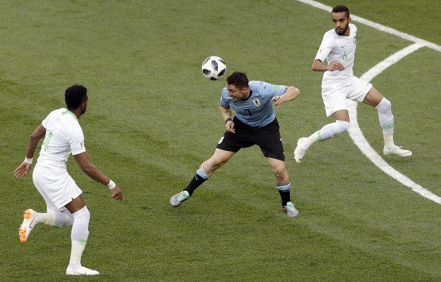 Uruguay clasificó a octavos de final