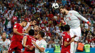España le ganó a Irán y está más cerca de la clasificación a octavos