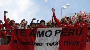 Francia dejó en el camino a Perú