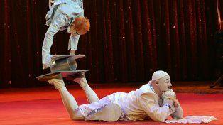 Tradición. En los países de la ex-Unión Soviética, como Rusia y Ucrania, el circo es una gran institución.