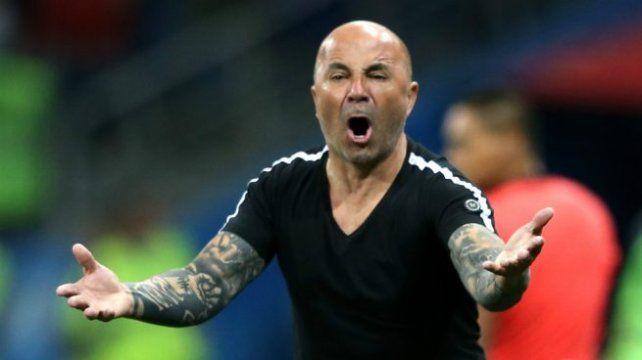 Ocho frases de Sampaoli tras la derrota ante Croacia