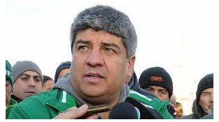 Pablo Moyano dijo que el paro de la CGT será total