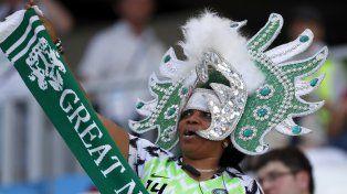 Nigeria devolvió la esperanza del seleccionado argentino