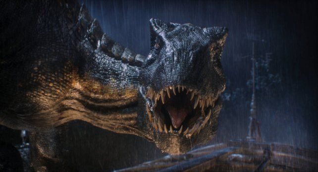 Jurassic World: el reino caído. Estreno en Cine Rex Paraná