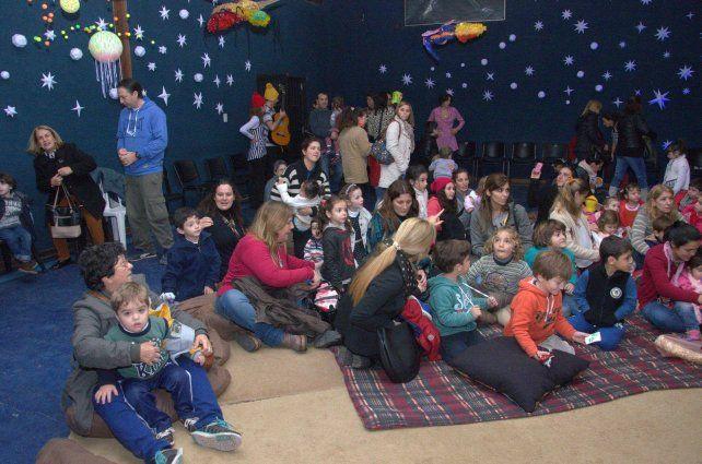 Festival de Espectáculos Infantiles que se realiza en Paraná en las dos semanas de receso invernal
