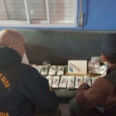 Narcos. El dinero está vinculado directamente con las operaciones de venta de drogas.