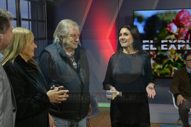 Ganador. El afortunado recibió su premio en vivo por el programa El Explorador de Horacio Moglia