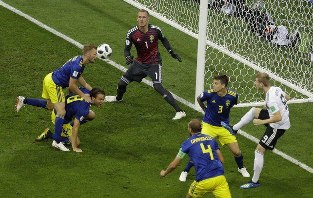 El milagro alemán, ganó y sigue con vida en la Copa