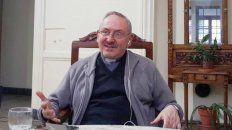 Expectante. El obispo de Gualeguaychú, no cree que el proyecto se apruebe. Foto: Máxima.