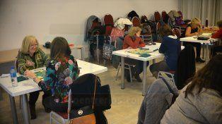 Paraná acogió a más de 20 buscadores de palabras en un torneo de Scrabble