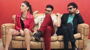 Música.Las bandas paranaenses Equilátera y Miembro Fantasma se presentarán junto al dúo cordobés Valdés
