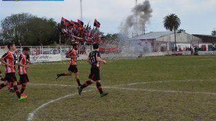 Para el fútbol es departamento. Cañadita, animador de la Liga de Paraná Campaña.