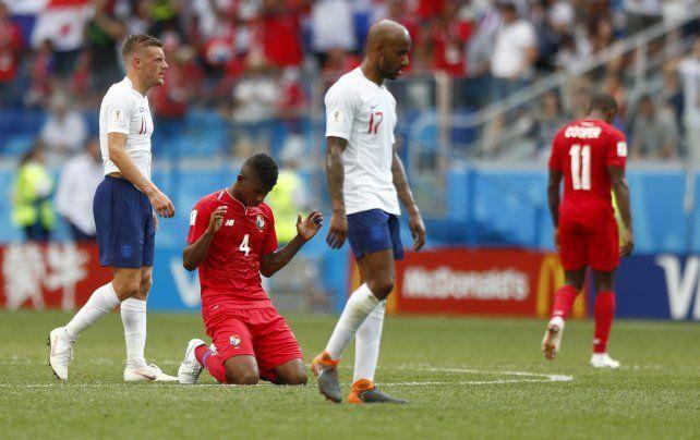 Inglaterra goleó a Panamá y define el Grupo G con Bélgica