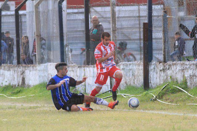 Atlético Paraná no pudo con el Tricolor en condición de visitante Foto UNO Juan Ignacio Pereira