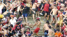 barras argentinos auguran guerra