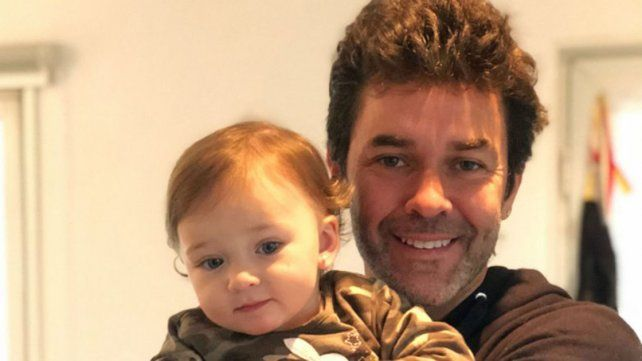 El primer año de Alma, la hija de Mariano Martínez: el emotivo mensaje del actor
