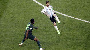 El seleccionado argentino necesita ganar para avanzar a octavos de final.