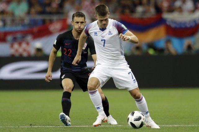 Croacia está clasificaco a octavos. Islandia quiere prolongar su sueño.