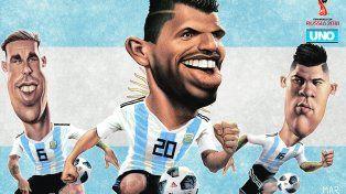 Diario UNO acompaña a la Selección