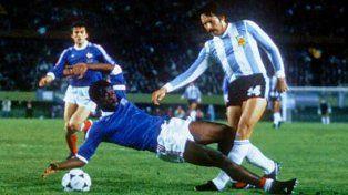 El último cruce entre Argentina y Francia en un Mundial fue en 1978.