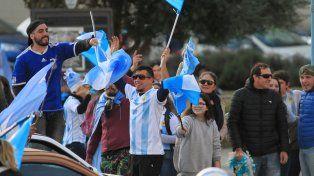 Fotos y videos | El festejo en la capital entrerriana