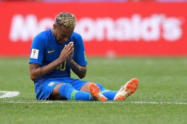 El delantero brasileño es determinante en el elenco sudamericano