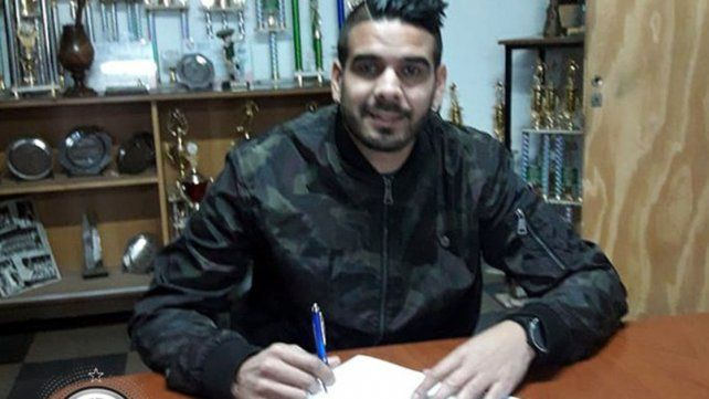 El goleador fue clave en el ascenso del equipo Ferroviario