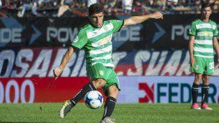 Eric comenzó a jugar a los 4 años en Club Palermo de Paraná