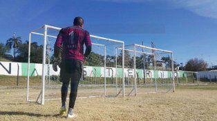 Arce trabaja pensando en la Superliga