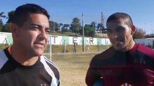 Nacho Arce se pone a punto para su experiencia en la Superliga